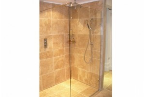 Glass Shower Panels