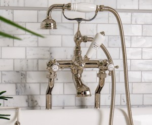 Bath Mixer on Standpipes