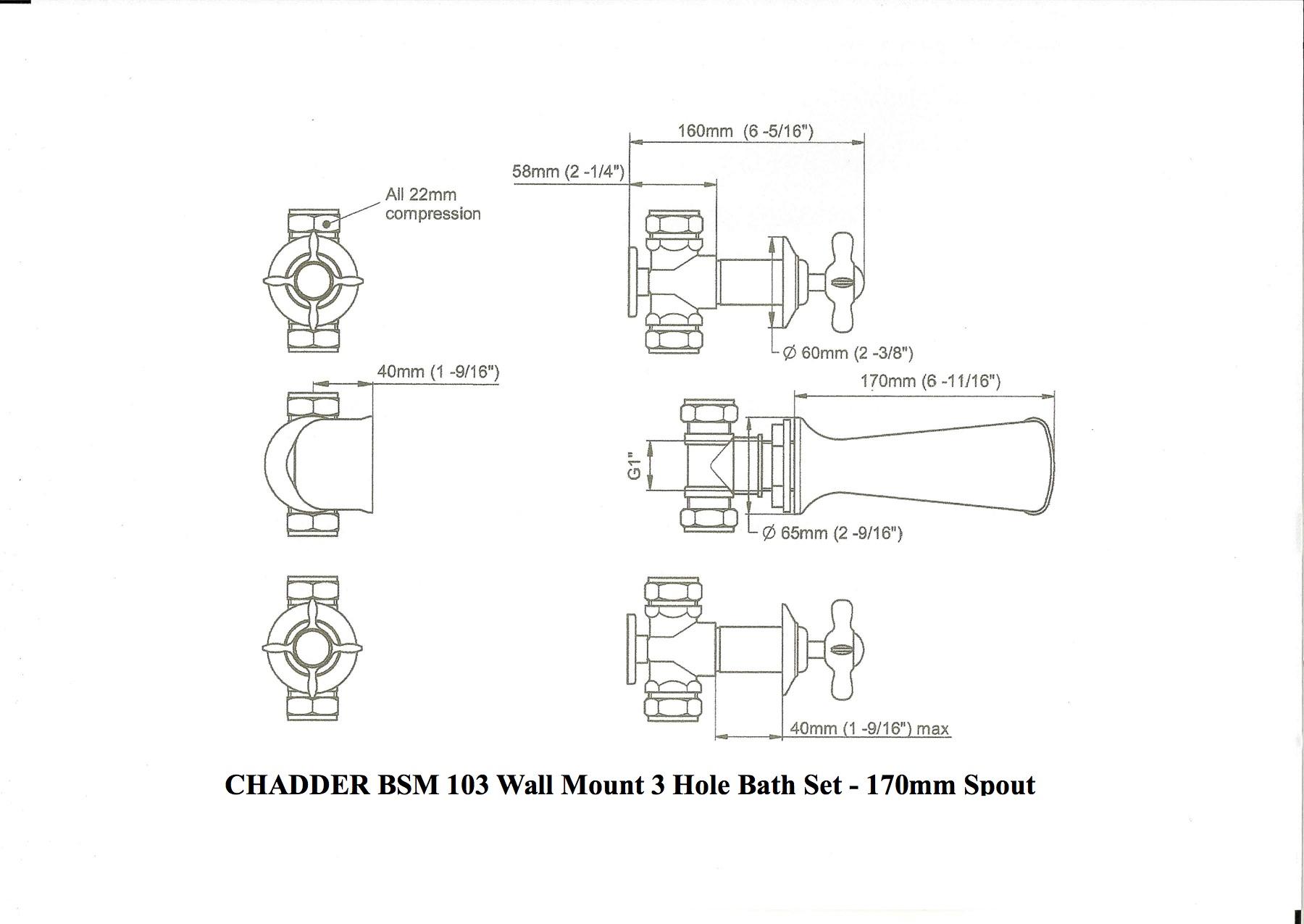 BSM 103 BATH FILLER SPEC