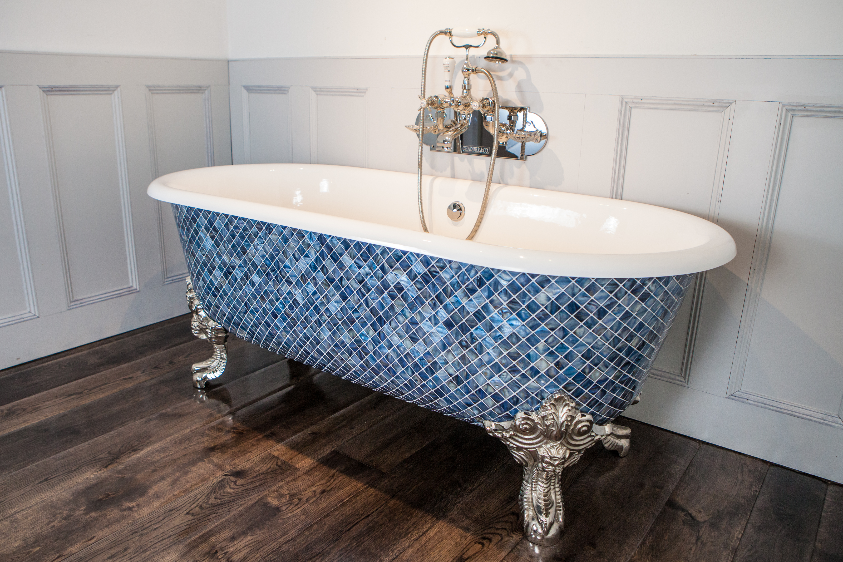 Chadder Mosaic Baths | Chadder & Co.