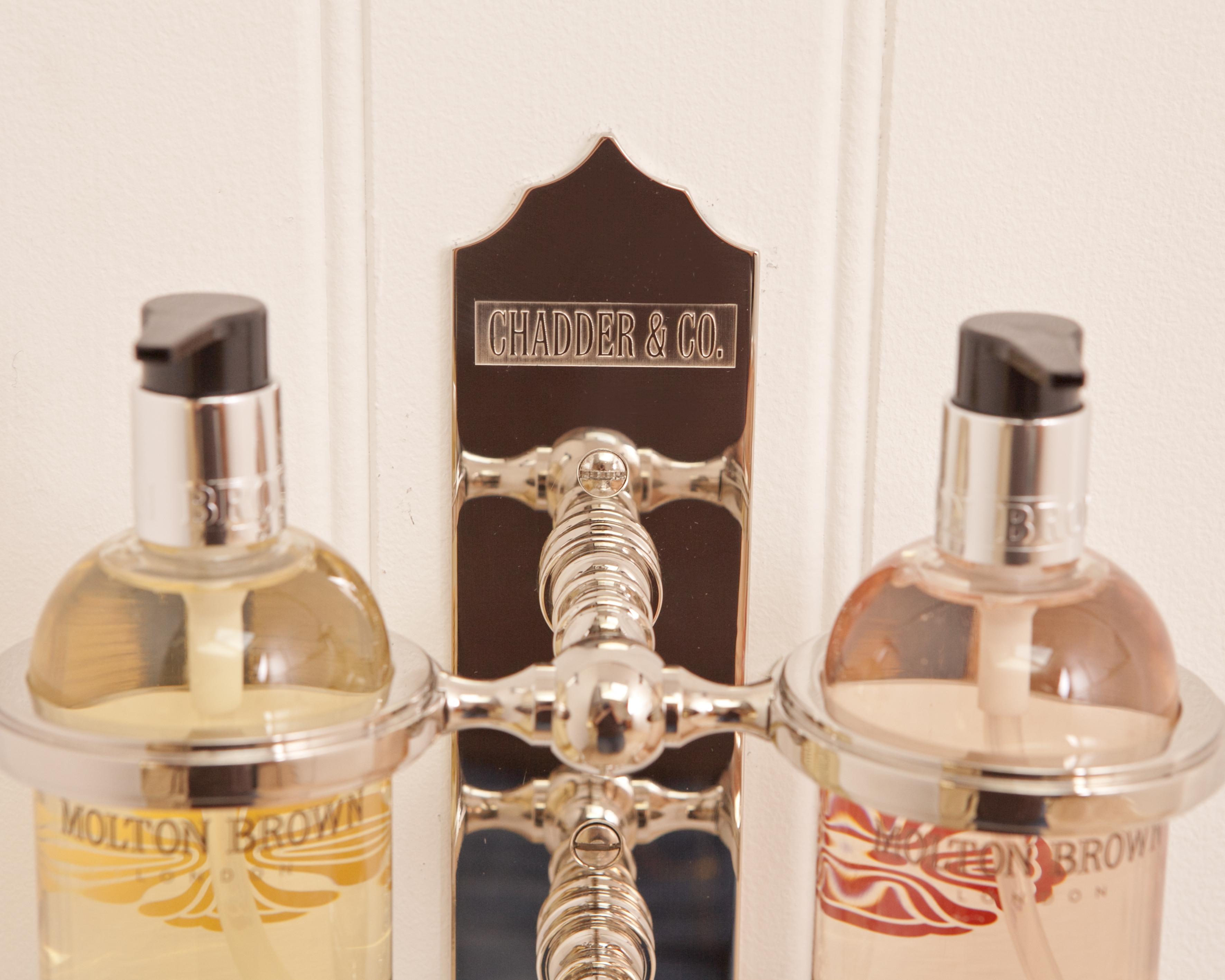 soap holder bathroom accessory molton brown penhaligions chadder and co