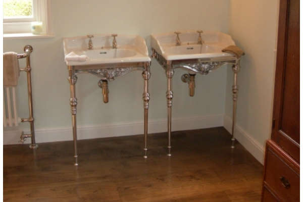 His & Hers basins