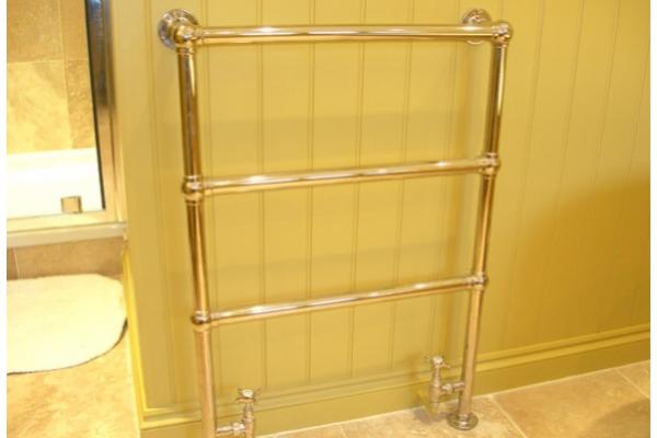 Standard Heated Towel Rail