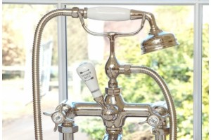Mixer on standpipes