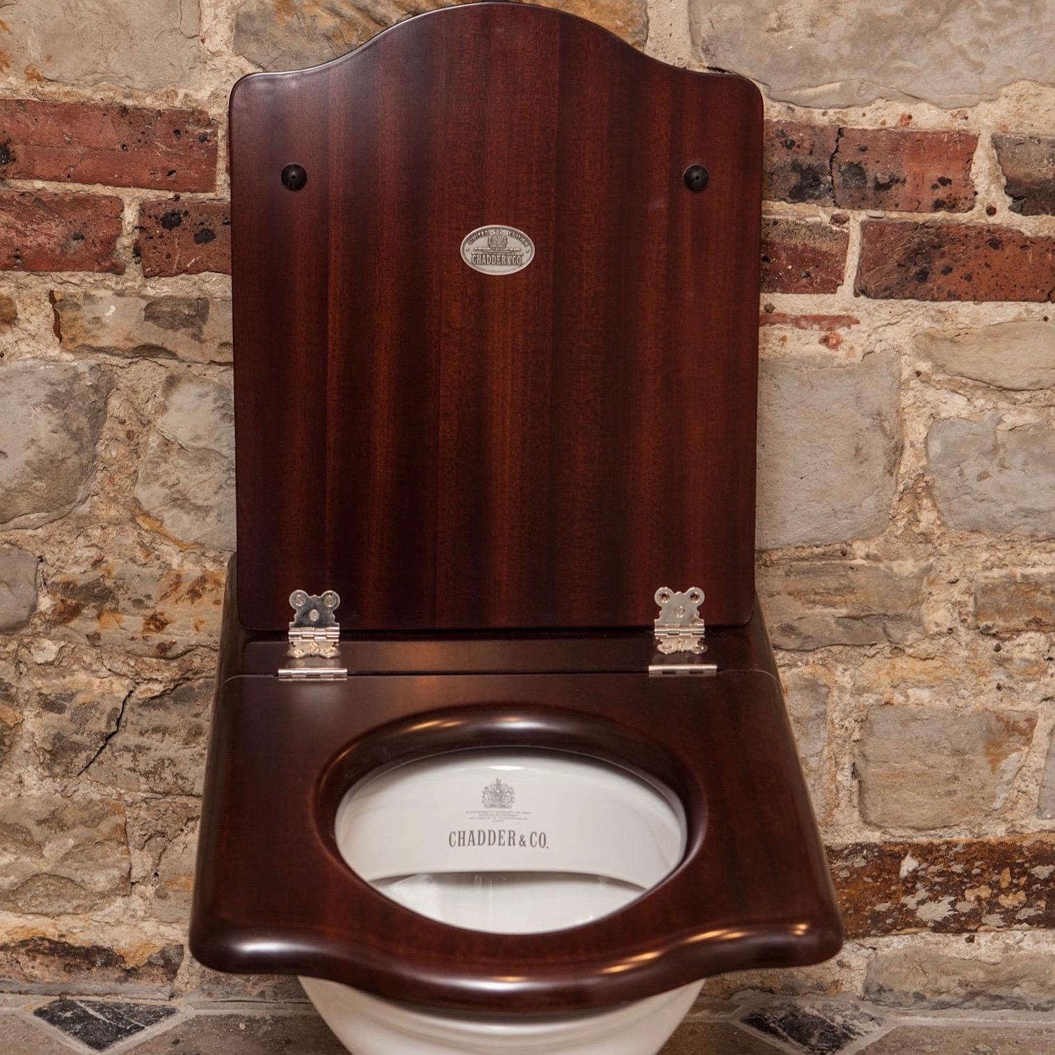 mahogany throne toilet seat wooden toilet seat