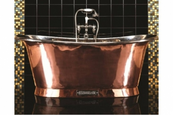 Chadder Royal Copper bath.