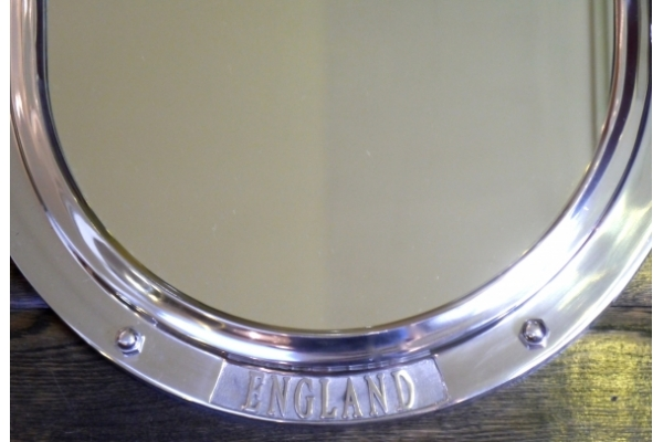Britiannia porthole mirror chadder co for Porthole style mirror