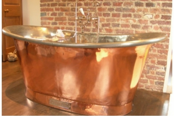CHADDER Royal Copper Bath
