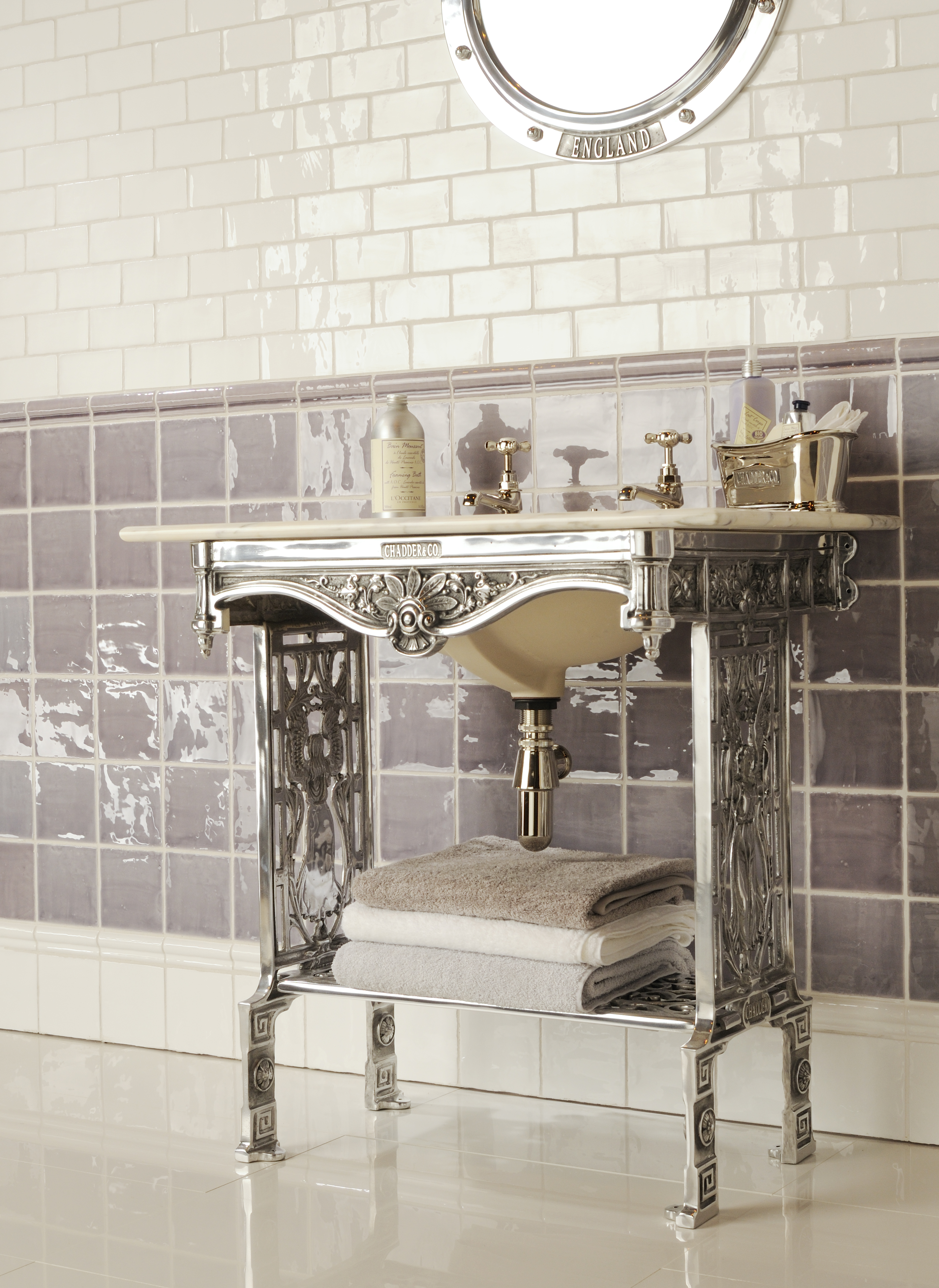 classical basin frame traditional sink marble top