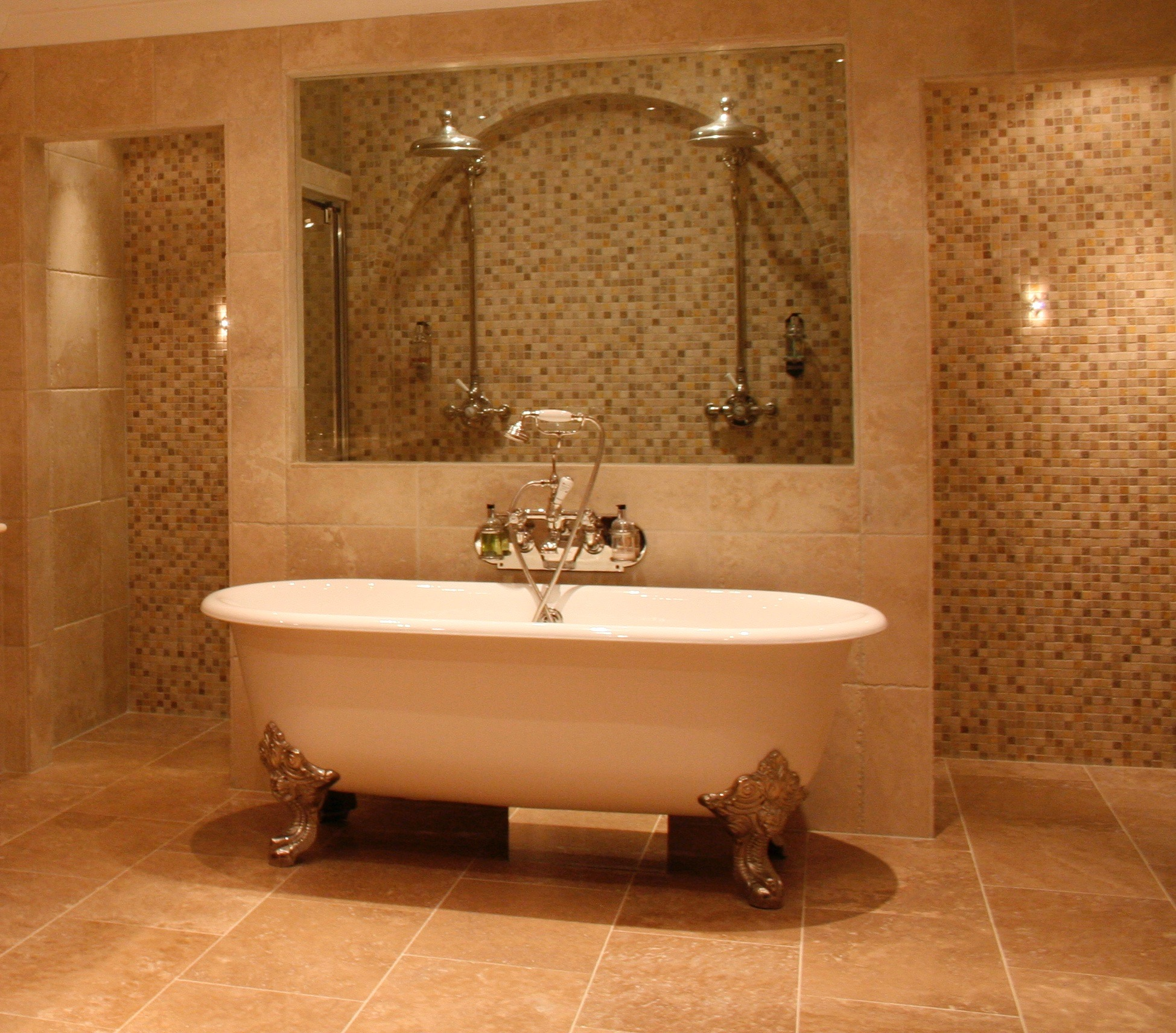 freestanding tub traditional style bath shower room