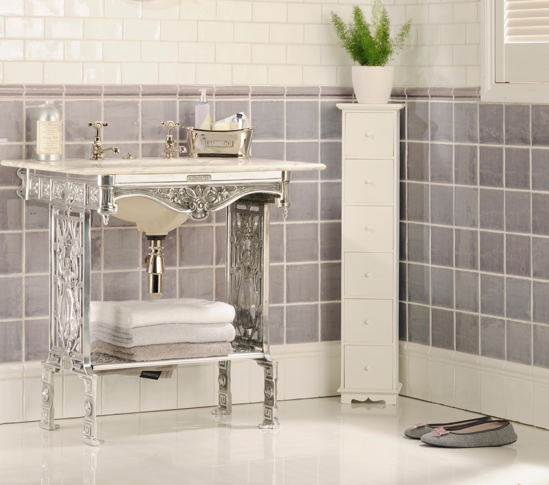 luxury bathroom basin vanity unit
