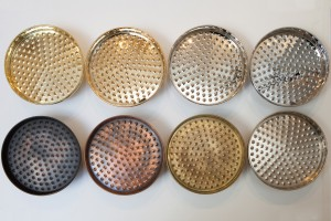 Plated Finishes/Special Finishes