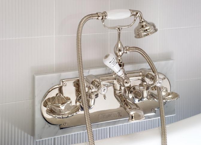 Wall Bath Mixers