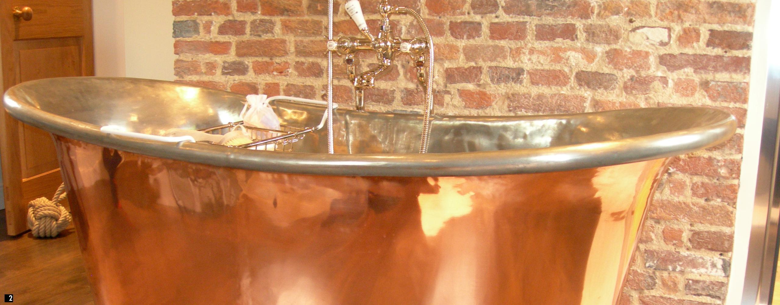 chadder copper bath