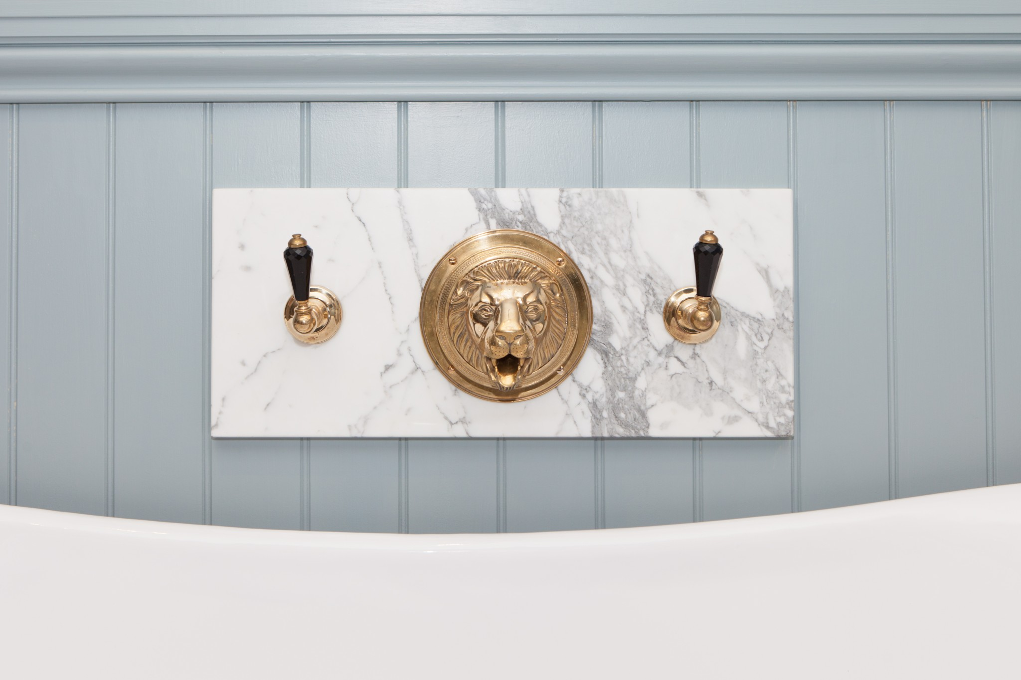 Lion Bath/Basin Filler | Chadder & Co.