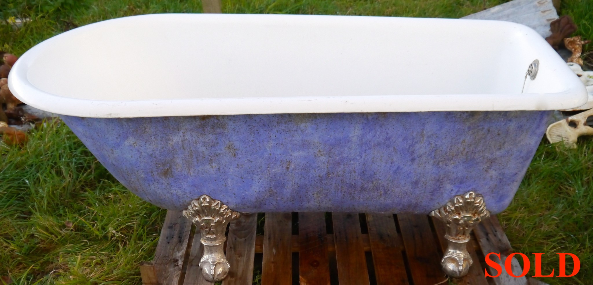French Single Ended Taper Antique Bath Chadder Amp Co