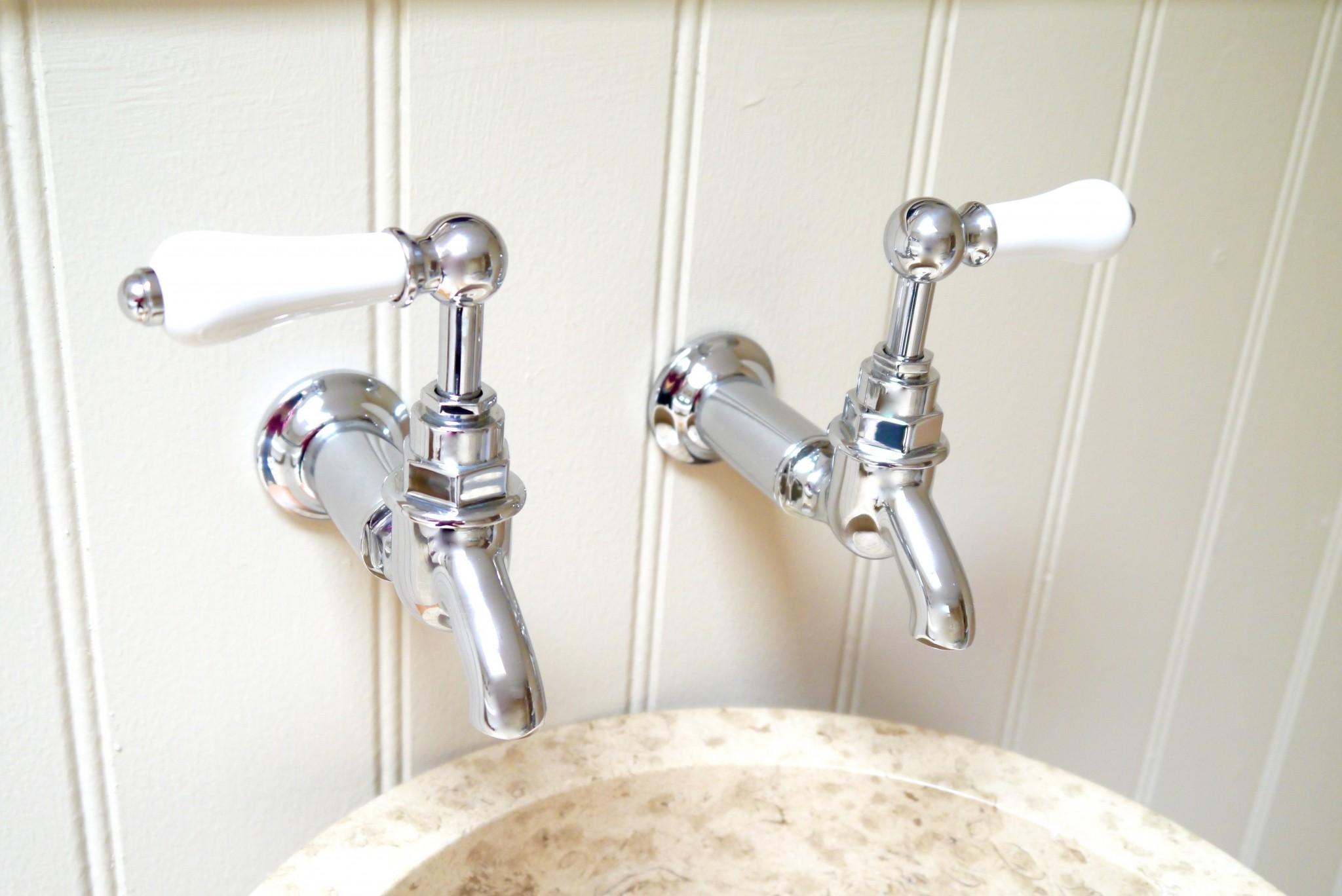 bib taps kitchen tap chrome faucet in wall tap white leaver bib taps industrial taps