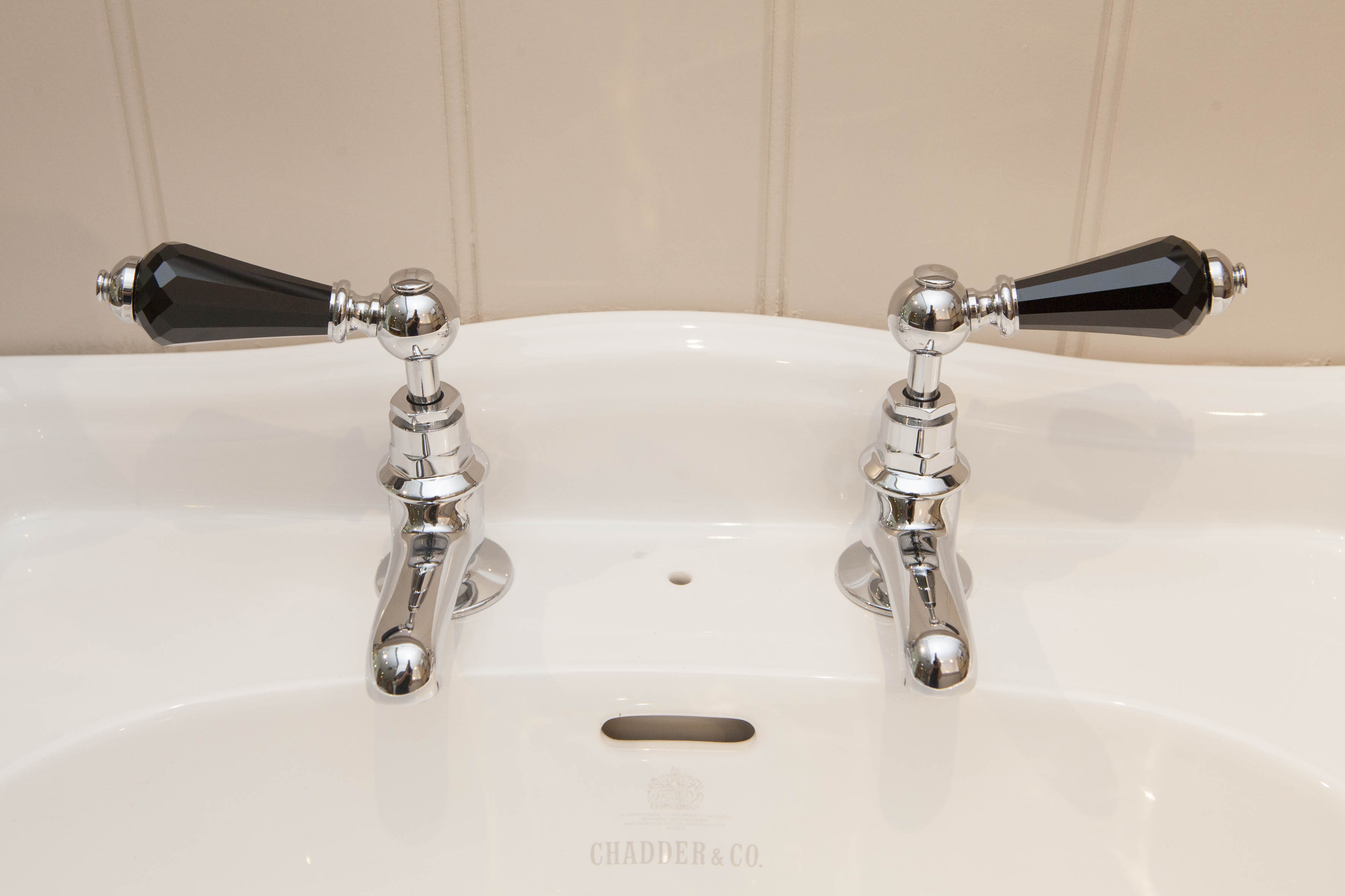 Classic C230 Basin Taps Chadder Amp Co