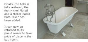 Bath Enamelling
