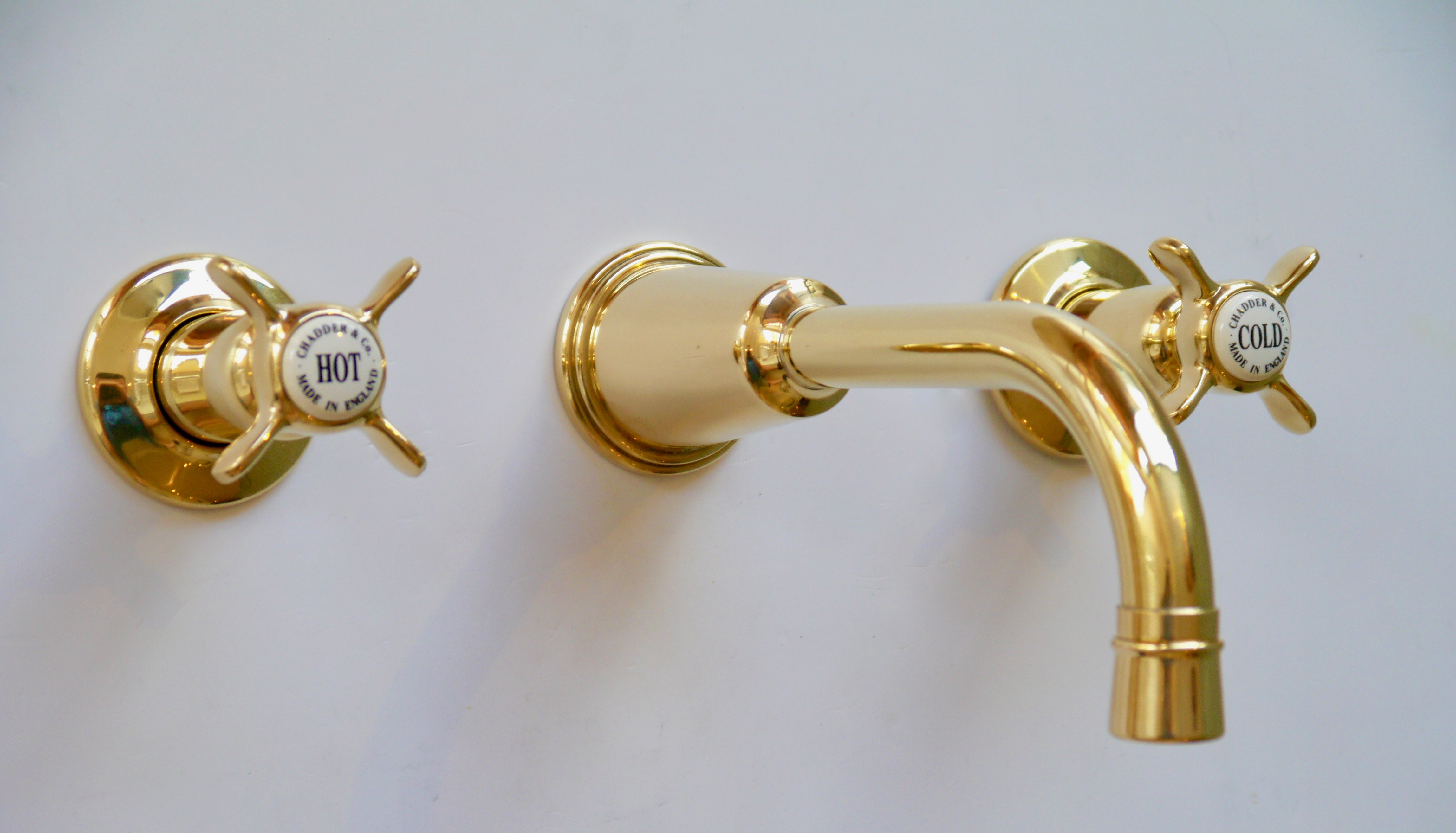 BASIN TAP BRASS FAUCET LUXURY BATHROOM TAPS