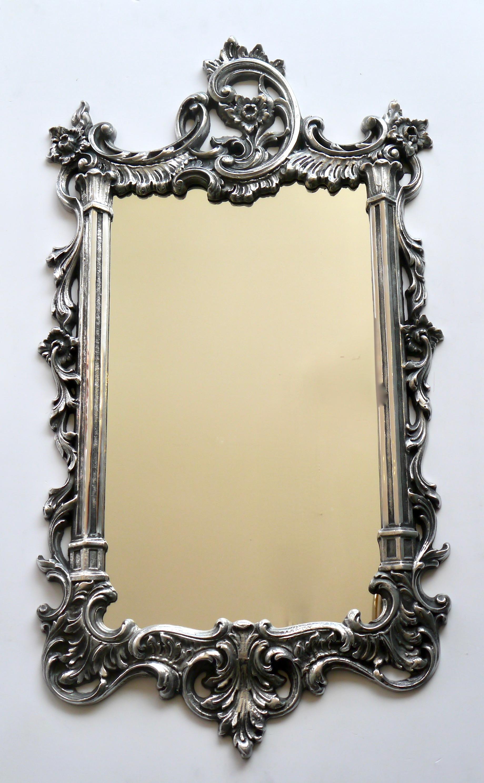bathroom mirror metal mirror luxury bathroom