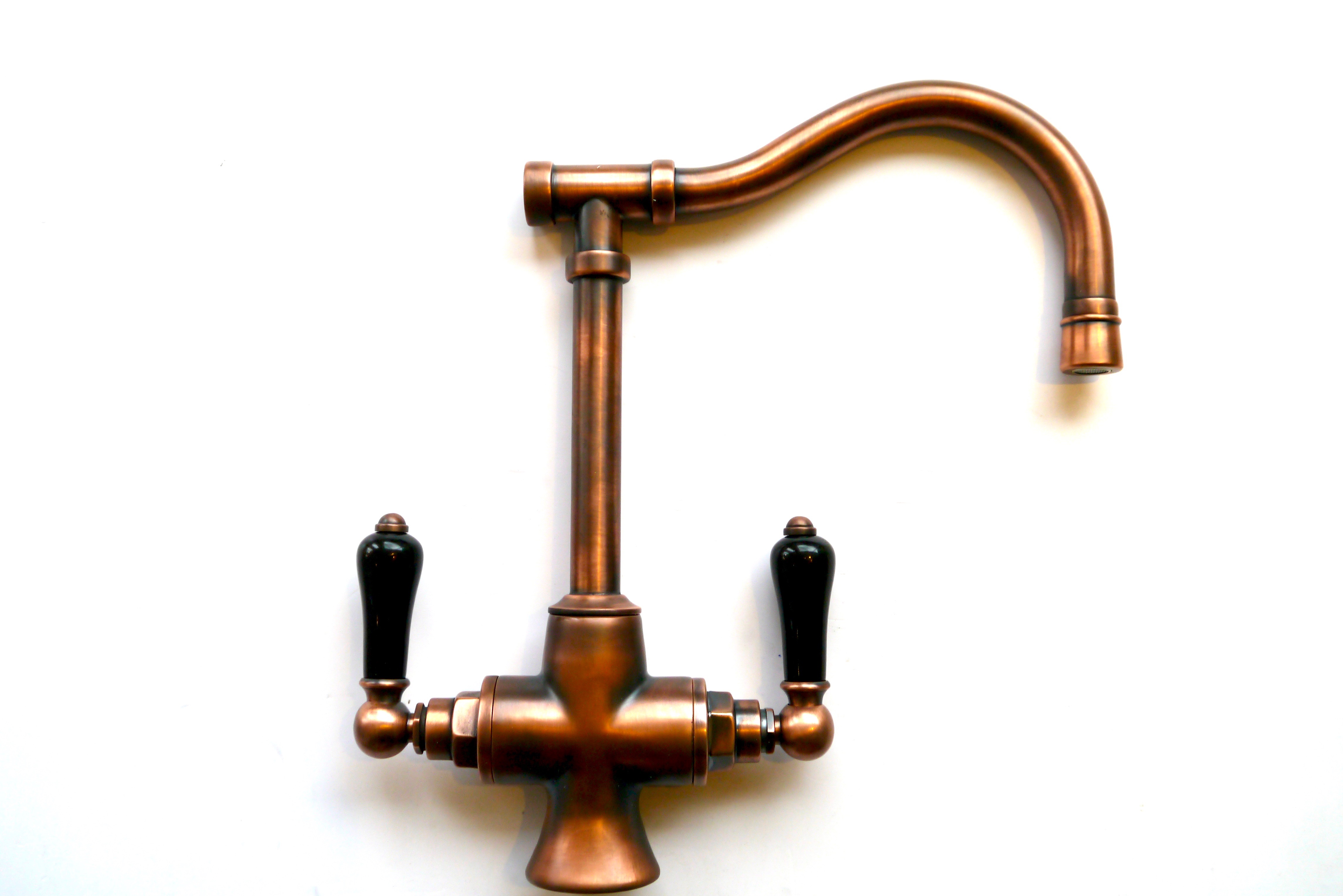 copper or faucets faucet bronze handle single bar tru of premier products antique best bathroom
