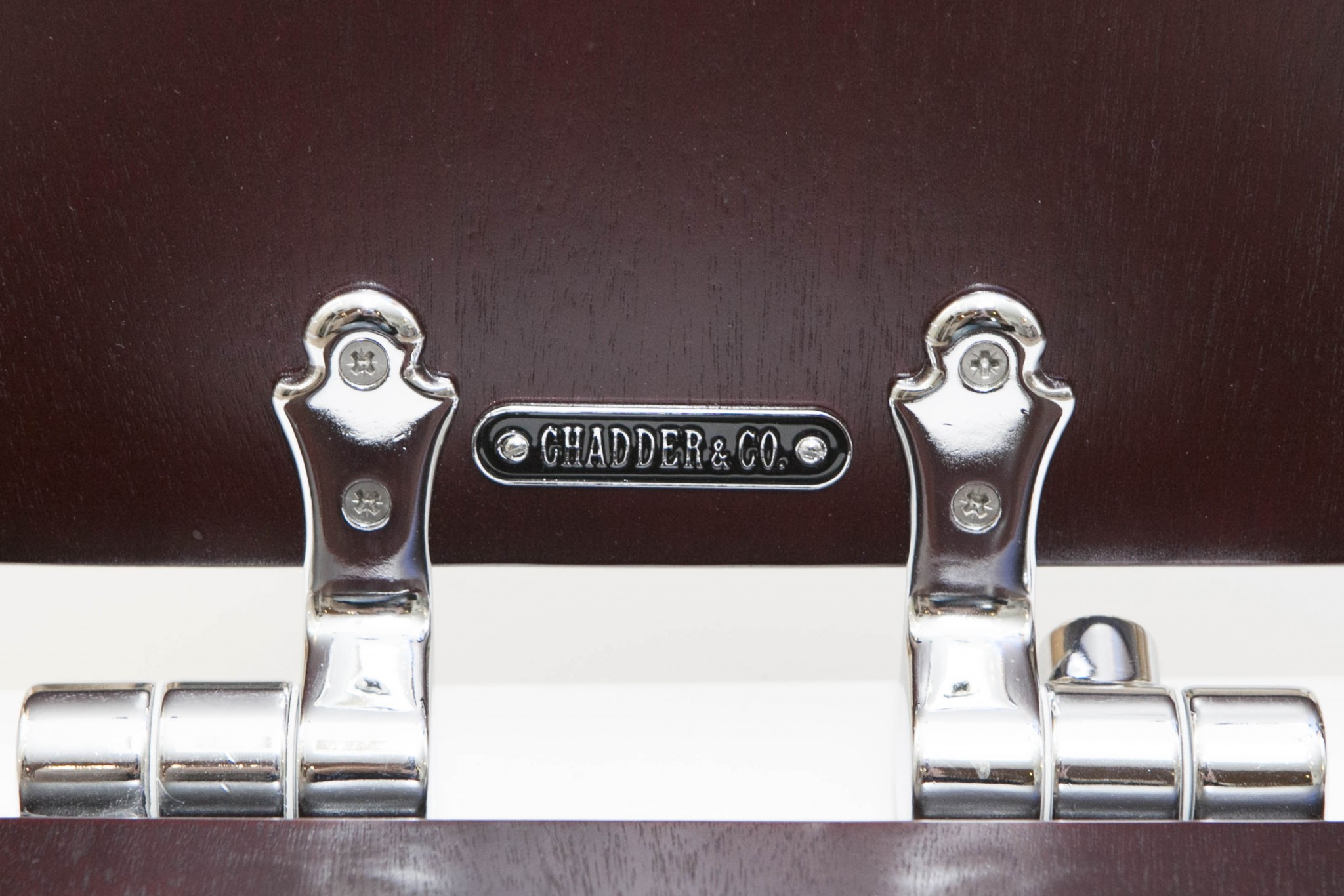 Chadder & Co. Badge
