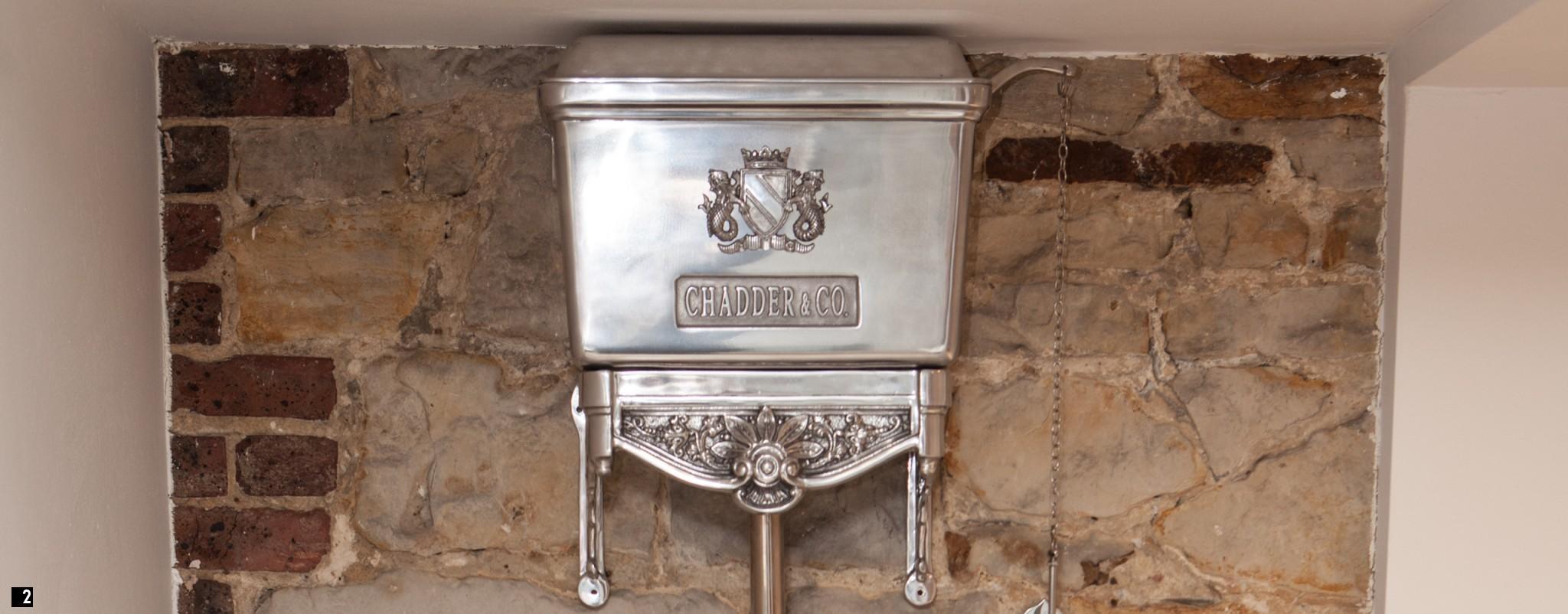 Vintage- Bespoke Toilets - Bespoke Cisterns- Victorian Toilets 1