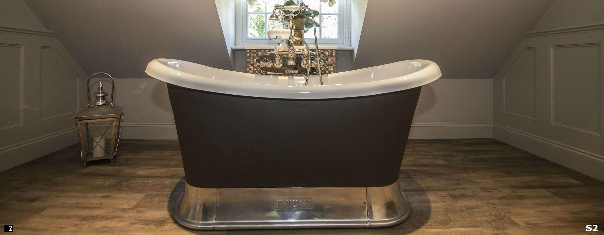Bespoke Toilet and Bespoke Cisterns, Luxury Bespoke Bathroom