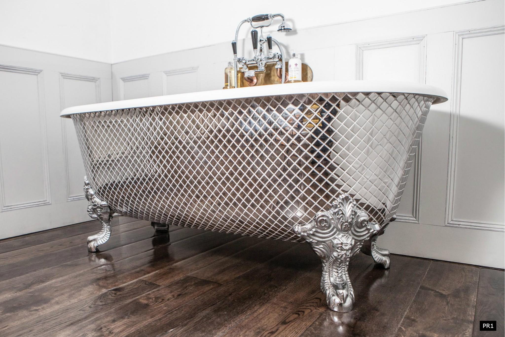 Bespoke Cistern , Polished Metal Bespoke Cisterns