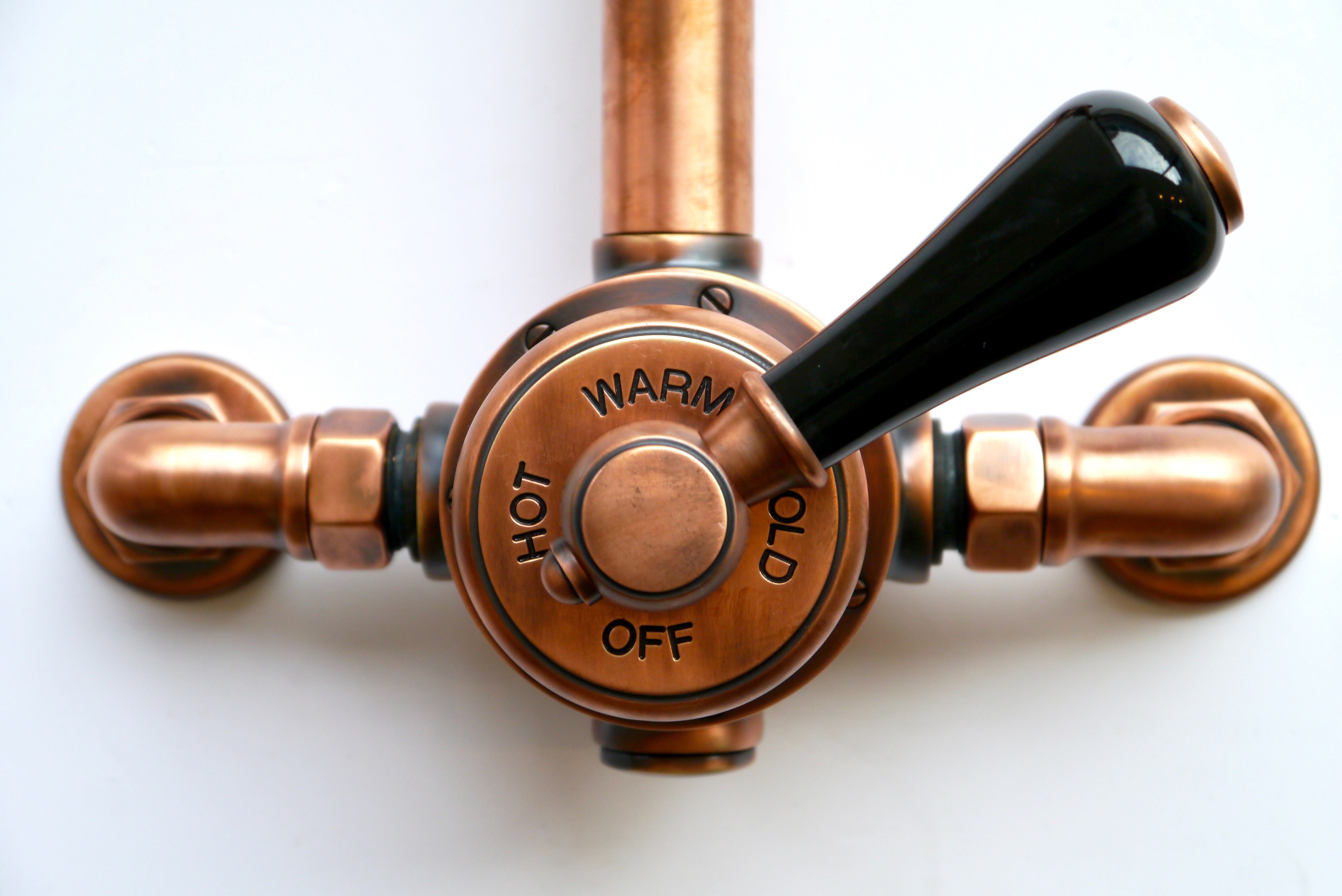 London Exposed Shower Valve Set Chadder Amp Co