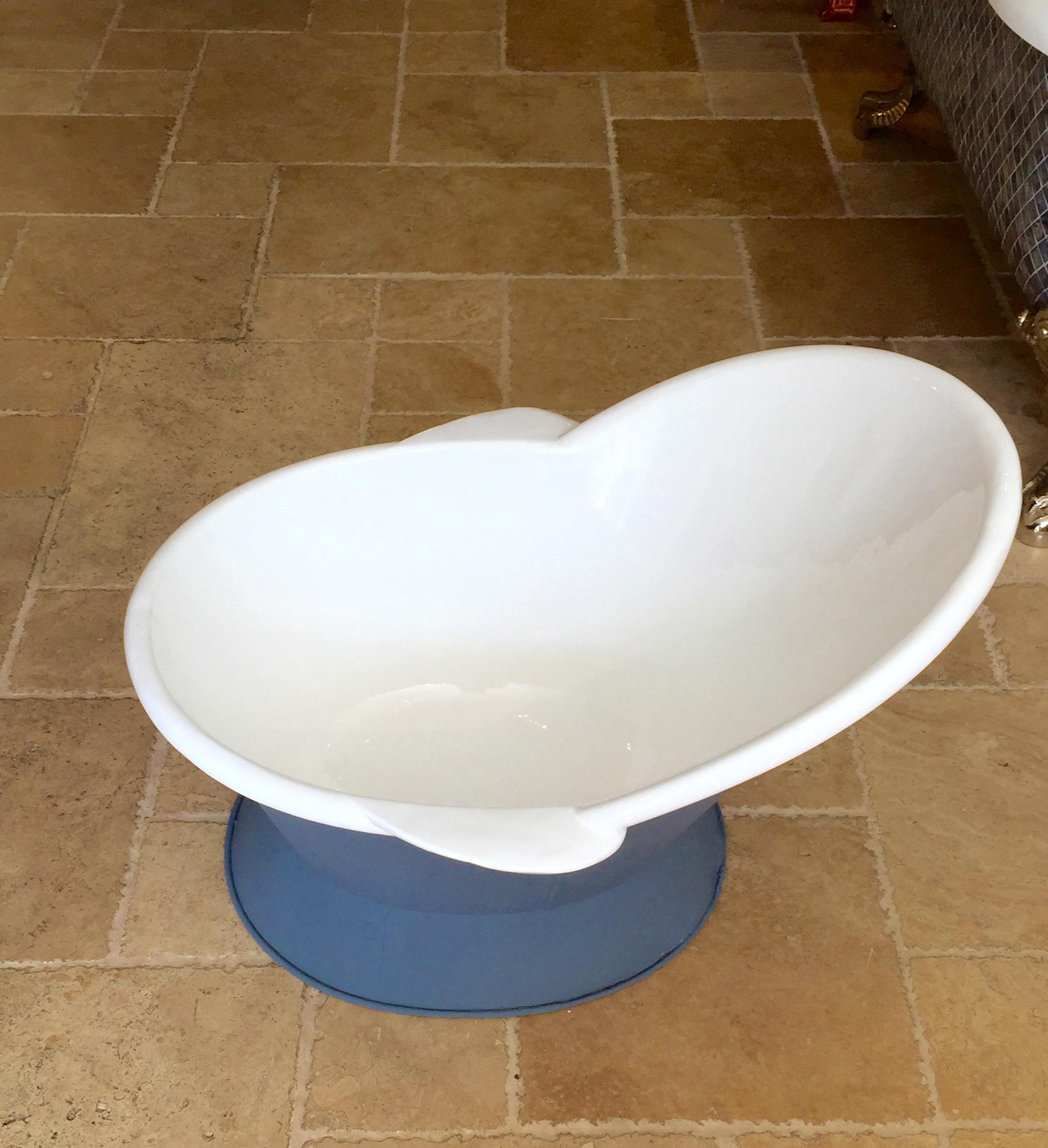 Antique Bath Hip/Sitz Bath
