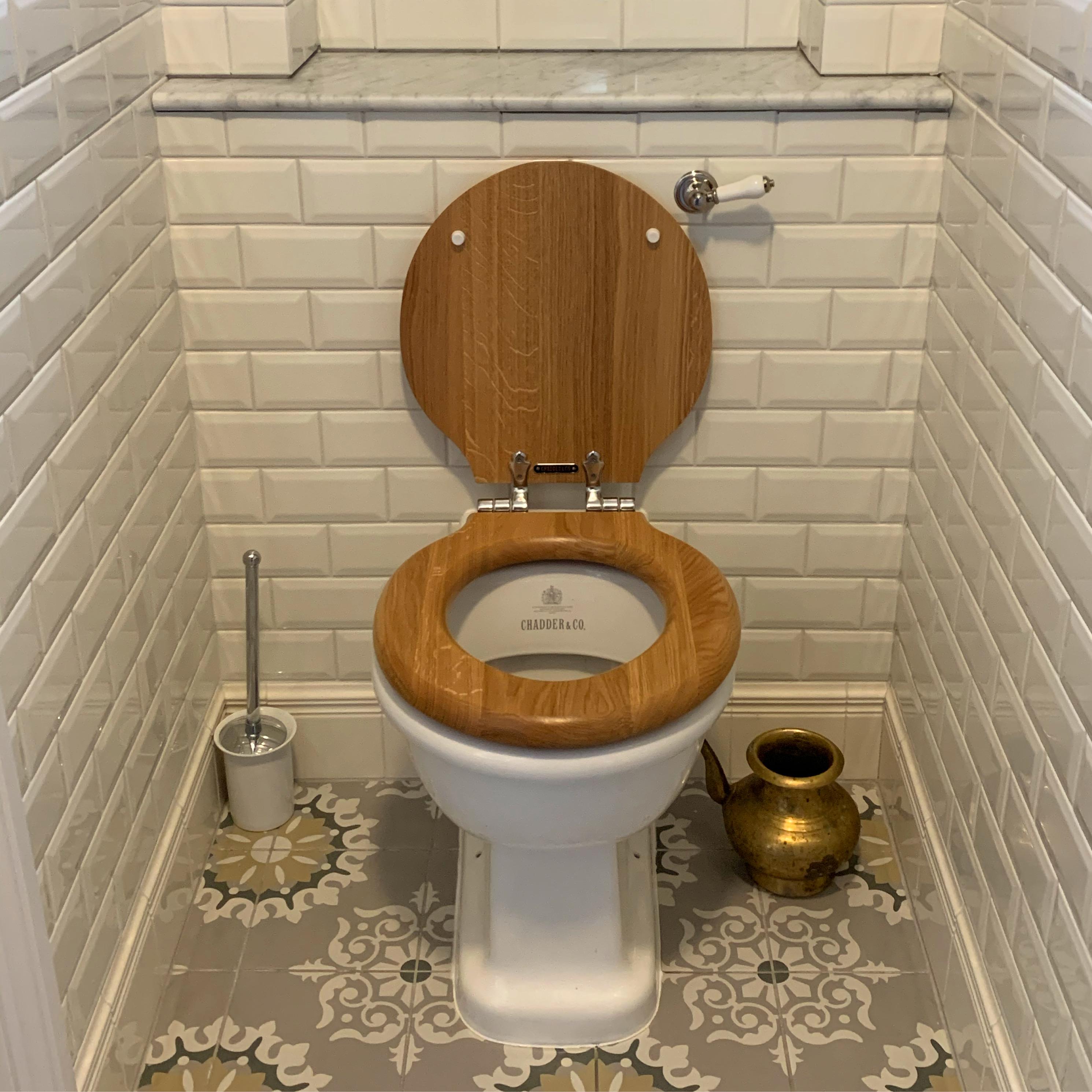 Brighton Back to Wall Toilet