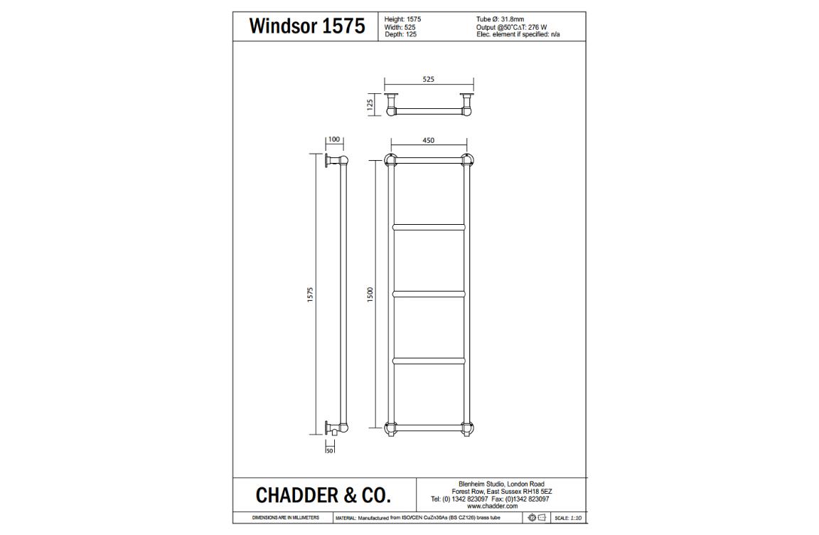 WINDSOR 1575